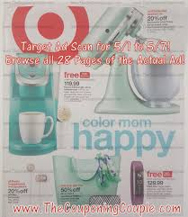Target Small Kitchen Appliances Target Ad Scan For 5 1 To 5 7 16 Browse All 28 Pages