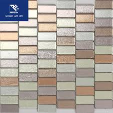 jyr 004 glass brick mosaic tiles uk