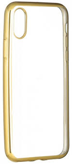 Чехол <b>клип</b>-<b>кейс Oxy Fashion MetallPlated</b> для Apple iPhone X/XS ...