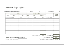 Mileage Worksheet Creative Mileage Log Template For Self Employed