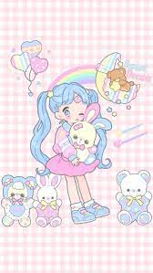Cute Kawaii Pastel Background (Page 1 ...