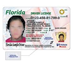 Id – Card Driver License Florida Highway And Safety Florida New 's qxXOwP4f