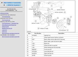 Lug Nut Torque Chart 2011 Suspension Torque Specs Take A Peek F150online Forums