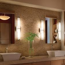 Bathroom  Lights Bathroom Lights Lowes With White Shade For Home - Bathroom led lights ceiling lights