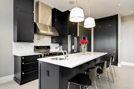 black kitchen ideas for the bold modern home  freshomecom