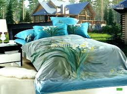 green king size bedding bedding sets king size bedding sets fl blue green turquoise calla comforters