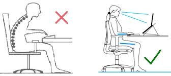 ergonomic desk setup. Ergonomic Desk Setup T