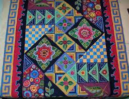 free latch hook rug patterns