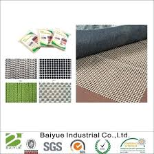 pvc rug pad waterproof friendly foam non slip rug pad are pvc rug pads safe for