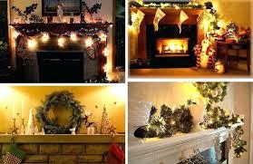 fireplace mantel lighting ideas. Fireplace Mantel Lighting Lights Ideas Decorations M . N