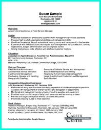 Food Service Manager Resume Template Best of Catering Manager Resume Director And Event See 24 Chelshartmanme