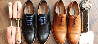 Your No Nonsense Guide To Leather Shoe Care The Millennial Man
