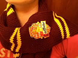 Harry Potter Scarf Knitting Pattern Custom Inspiration Ideas