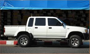 2003 Toyota Hilux 4 door extra cab | Tacoma World