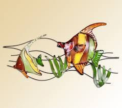 modern home decoration metal wall art hand made metal mediterranean tropical fish as home decor 74 on metal wall art decor tropical with modern home decoration metal wall art hand made metal mediterranean