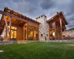 Modern Rustic Homes Designs Rustic Modern Home Design Supreme Beautiful  Stone Houses 12 .