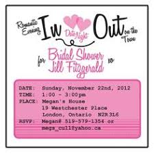 date night invitation template bridal shower invitations with a date night theme shower pink and