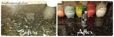 at our amazing before and after photos those are taken with the same in the same spot with no flash it doesn t even look like the same granite