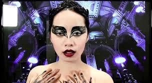 black swan makeup tutorial mice phan gallery black swan makeup previousnext disney