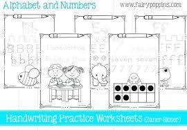 Tracing Worksheet Generator Handwriting Worksheets With Handwriting