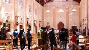 Resultado de imagen para sri lanka atentado en pascuas