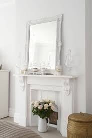 how to use faux fireplace in home decor interiorholic com white mantlefaux
