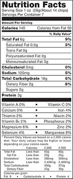 13 grams of whole grain