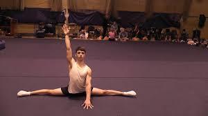 gymnastics flexibility and strength