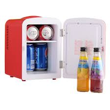 tiny refrigerator office. Smad DC 12V Theremoelectric Car Fridge Compact Refrigerator Beverage Cooler AC 110V Office Food Warmer, Tiny C