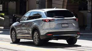 Mazda Cx Suv Review With Price Horsepower Towing And