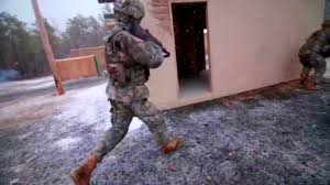 Military Police National Guard Army National Guard Military Police Battle Drills Youtube