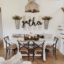 Rustic farmhouse dining room table decor ideas Farmhouse Kitchen Rustic Farmhouse Dining Room Table Decor Ideas 01 Home Decor Best Home Decor Ideas 35 Rustic Farmhouse Dining Room Table Decor Ideas Home Decor