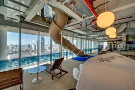 slide google office. interiorcreamyslideinsidegoogleofficewithblue slide google office t
