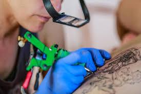 Taterka Tetování Permanentní Make Up Obrazy
