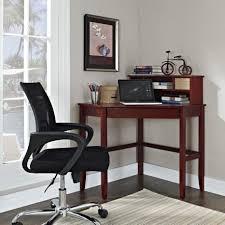 small corner computer desk set