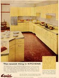1950s Kitchen Furniture Steel Kitchen Cabinets History Design And Faq Retro Renovation