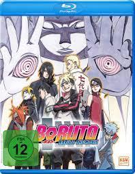 Boruto - Naruto The Movie [Blu-ray]-4260495760469