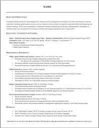 Proper Resume Format Latest 2 Of Marevinho