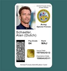 org Cardfssn Military Id Us Card Sample