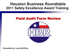 2016 safety excellence award training powerpoint ppt presentation
