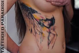 фото и эскизы тату ворон значение и трактовка татуировки ворон