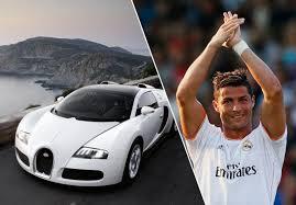 Ronaldo also owns three ferrari's, the 599 gto, the 599 gtb fiorano and a ferrari f430. Cristiano Ronaldo And His Flashy Car Collection