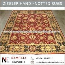 lovely hand knotted rugs from india for hand knotted modern design wool rug from whole supplier