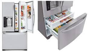 haier refrigerator door handle. lg lfxs24566s french door refrigerator haier handle