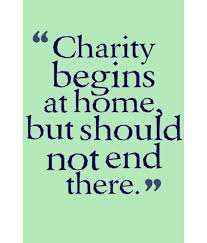 essay on charity an essay on charity