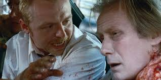 5 favorite things shaun of the dead (2004) french toast sunday Shaun of the Dead Meme shaun of the dead simon pegg bill nighy Shaun Of The Dead Fuse Box