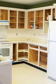 Oak Cabinets In Progress