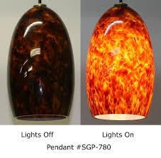 Blown Glass Pendant Lighting For Kitchen Blown Glass Pendant Lights Soul Speak Designs