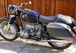 1971 bmw r75 5 vine cafe racer motorcycle bike only 31 828 mil all original