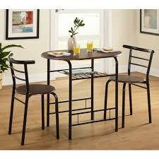 bistro table set 3 piece dining for 2 furniture kitchen coffee small space